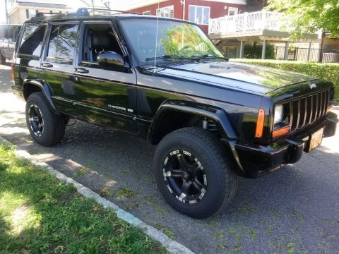1999 Jeep Cherokee Limited for sale