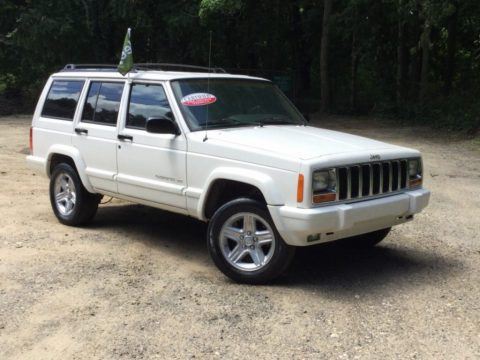 2001 Jeep Cherokee LTD for sale