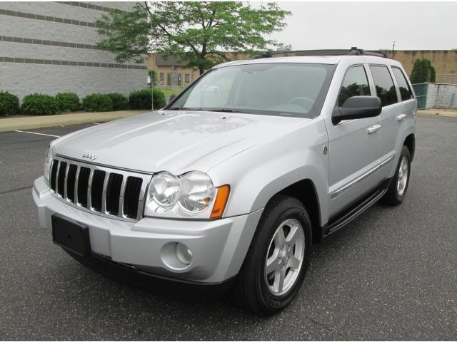 2005 Jeep Grand Cherokee Limited for sale
