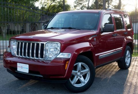 2009 Jeep Liberty Limited for sale
