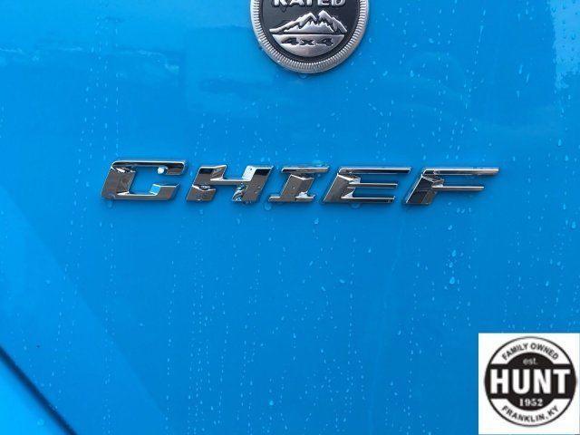 2017 Jeep Wrangler Chief Edition
