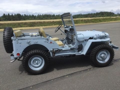 Jeep M38 Korean era for sale