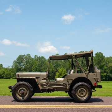 1948 Jeep GPW for sale