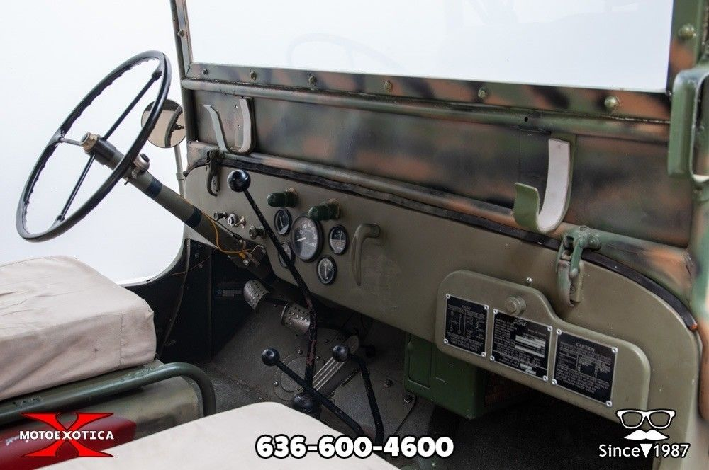 1948 Jeep GPW