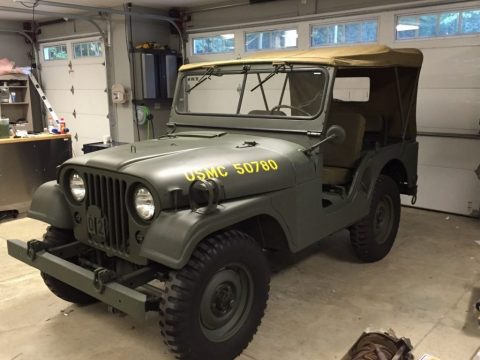 1954  Jeep M38A1 for sale