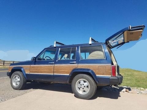 1989 Jeep Wagoneer XJ for sale