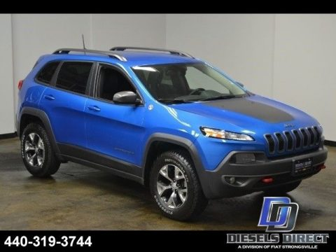 2017 Jeep Cherokee Trailhawk for sale