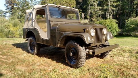 1956 Jeep Willys Universal CJ-5 for sale