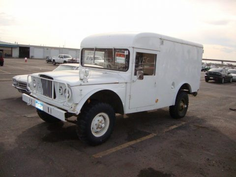 1968 Jeep Willys Ambulance for sale