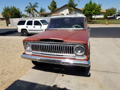 1974 Jeep Cherokee Sport for sale