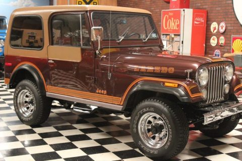 1980 Jeep CJ7 Laredo for sale