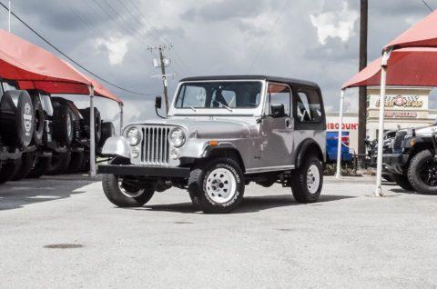 1982 Jeep CJ CJ7 for sale