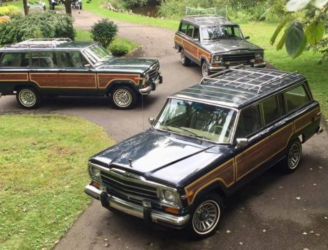 1989 Jeep Grand Wagoneer by Classic Gentleman for sale