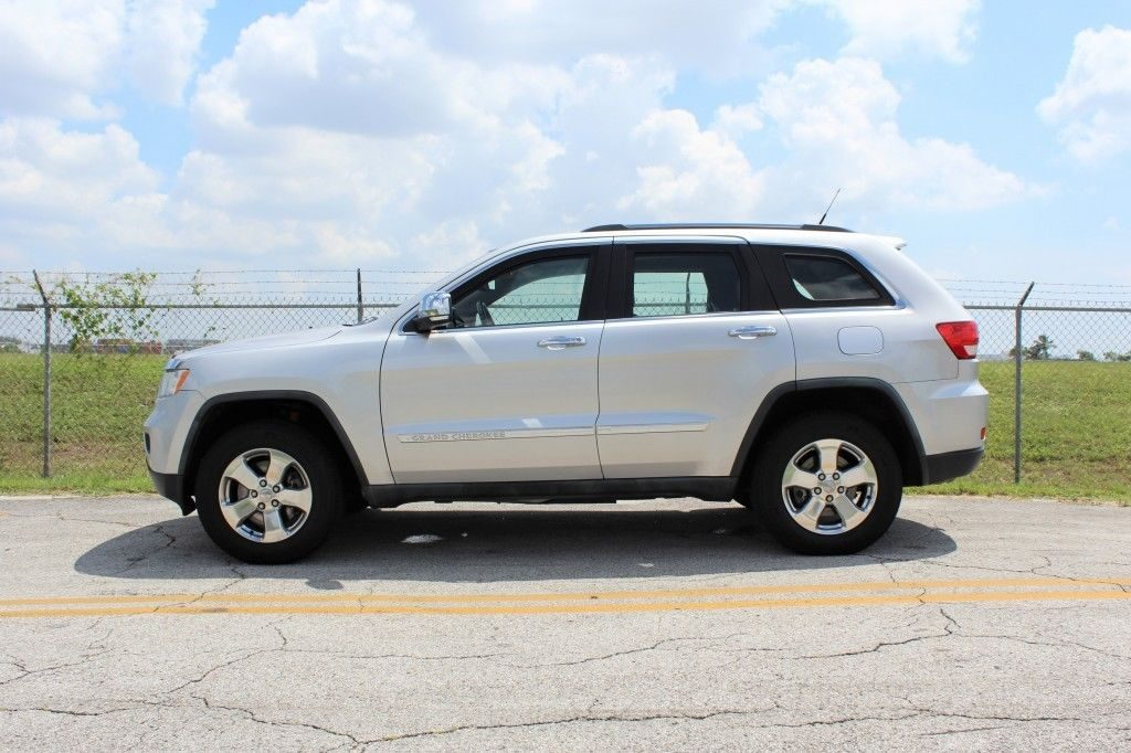 2011 Jeep Grand Cherokee Limited Armored for sale