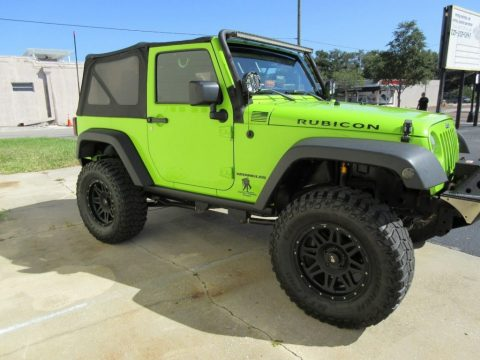 2013 Jeep Wrangler RUBICON for sale