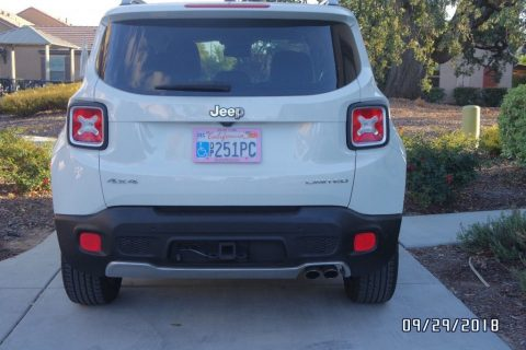2015 Jeep Renegade Limited 4X4 for sale
