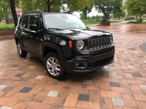2017 Jeep Renegade Latidude/4×4/backup Camera/bucket SEATS for sale