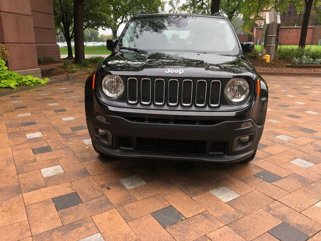 2017 Jeep Renegade Latidude/4×4/backup Camera/bucket SEATS