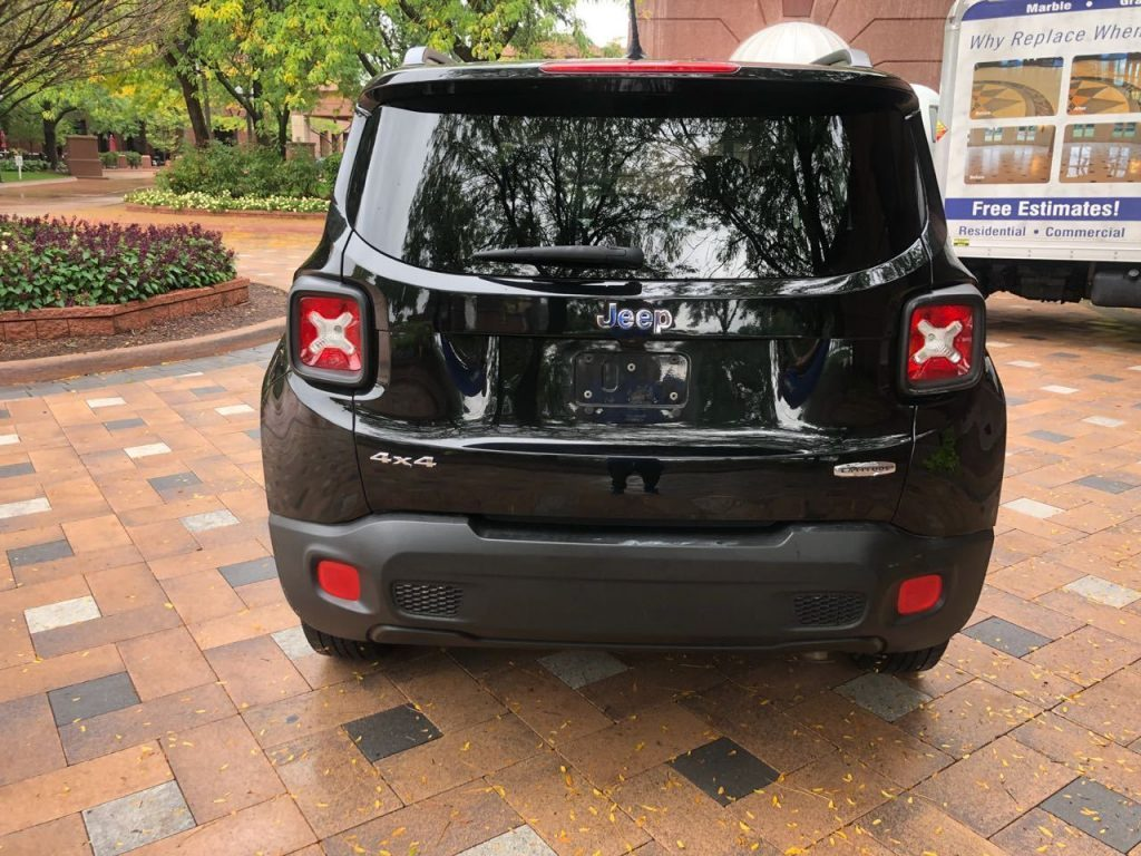 2017 Jeep Renegade Latidude/4×4/backup Camera/bucket SEATS