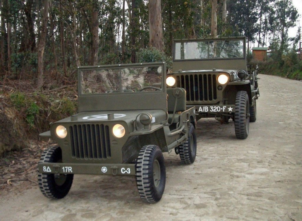 1942 Jeep Junior MB  – 2/3 scaled for sale