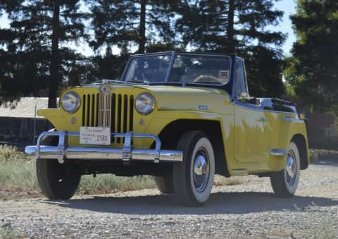 1949 Jeep Willys 439 VJ JEEPSTER for sale