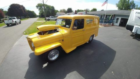 1959 Jeep Willys Station Wagon none for sale