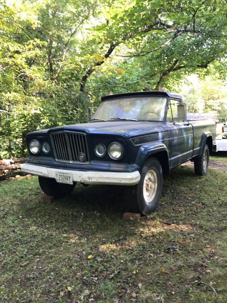 1963 Jeep Gladiator 4×4 Pickup for sale