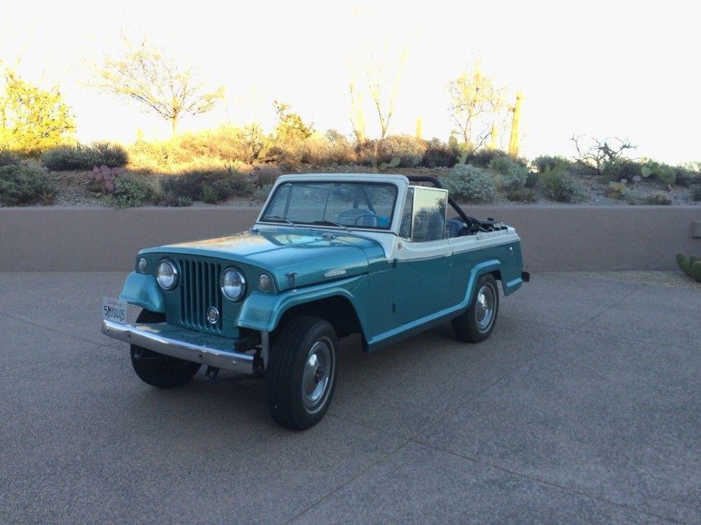1967 Jeep Jeepster  Commando Convertible   Classics JEEP FUN for sale