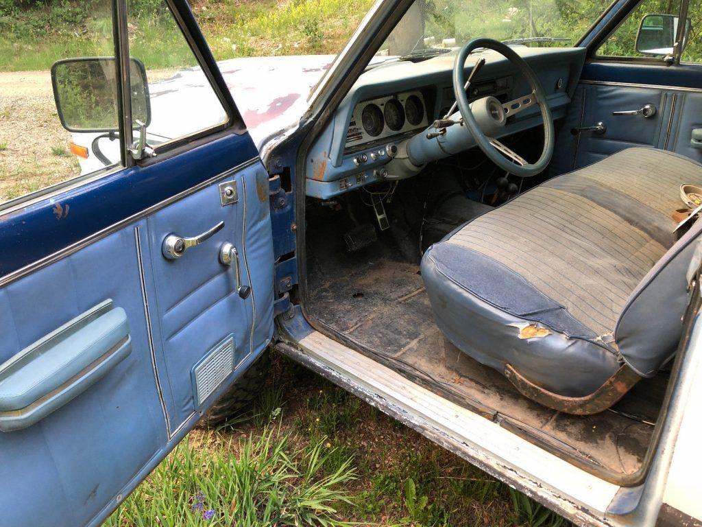 1978 Jeep Cherokee Sport Widetrack Chief