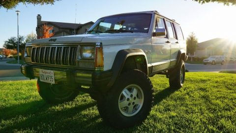 1990 Jeep Cherokee for sale