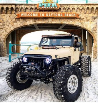 1997 Jeep Wrangler Custom for sale