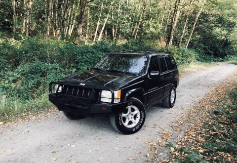 1998 Jeep Grand Cherokee 5.9 Limited for sale