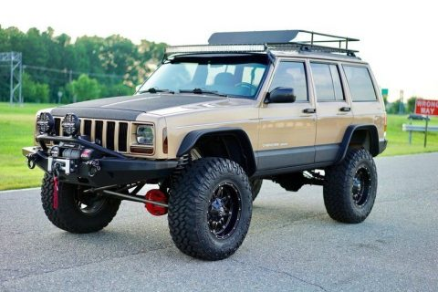 2000 Jeep Cherokee Fully BUILT for sale