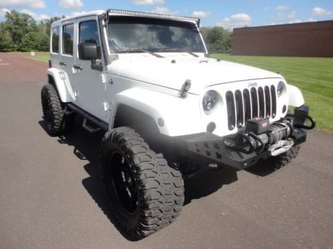 2013 Jeep Wrangler Sahara for sale