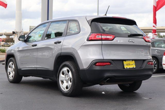 2015 Jeep Cherokee Sport for sale