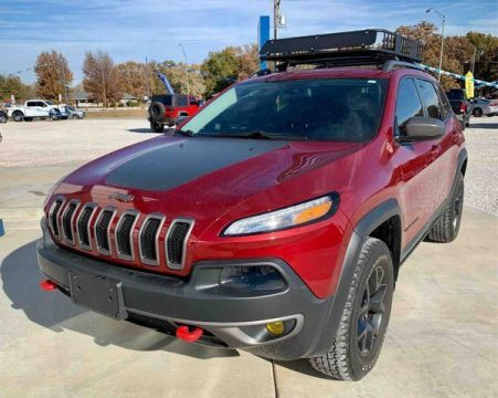 2015 Jeep Cherokee Trailhawk Sport Utility 4D for sale