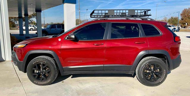2015 Jeep Cherokee Trailhawk Sport Utility 4D