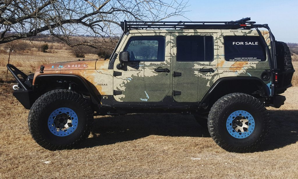 2015 Jeep Wrangler Custom