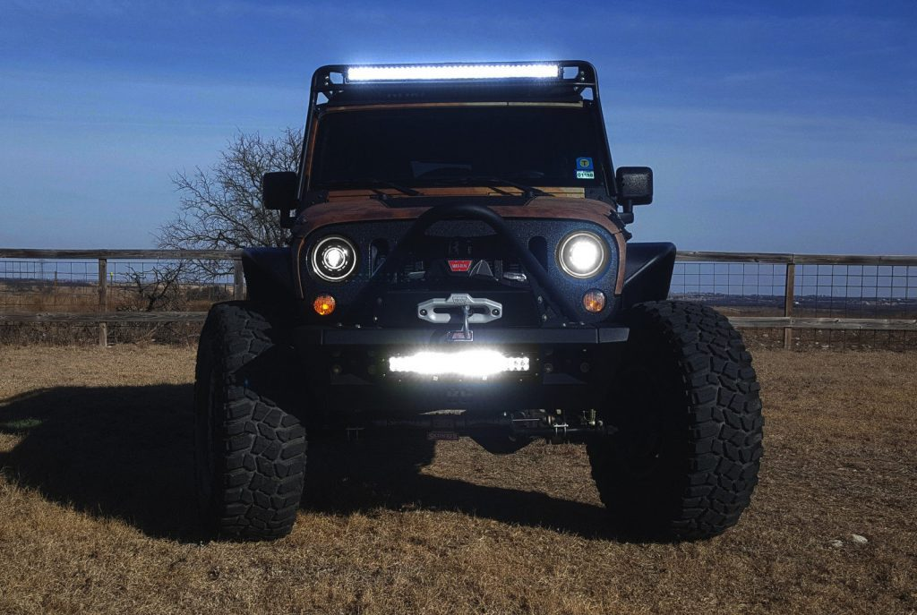 2015 Jeep Wrangler Custom