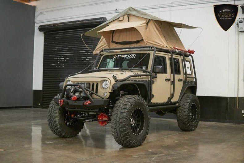 2017 Jeep Wrangler Unlimited Rubicon Hard Rock