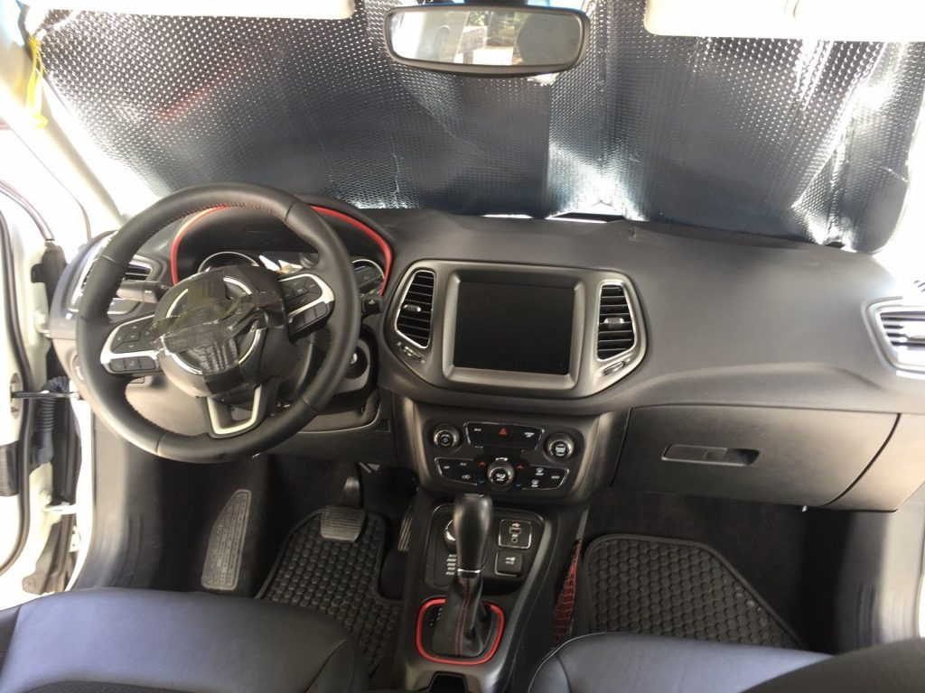 2018 Jeep Compass Compass Trailhawk 4X4 LOW Miles Loaded NO RESERVE