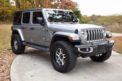 2018 Jeep Wrangler Sahara for sale