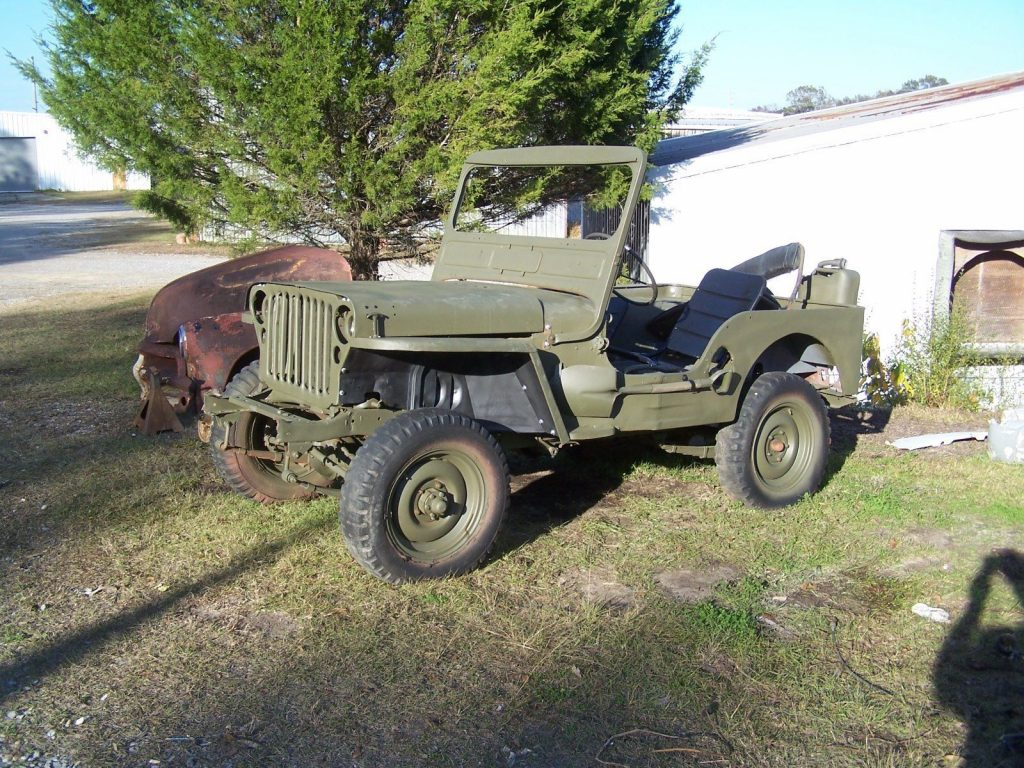 1942 Jeep Military for sale
