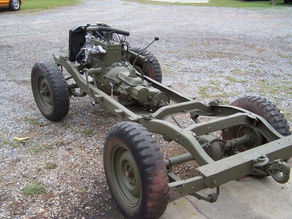 1942 Jeep Military