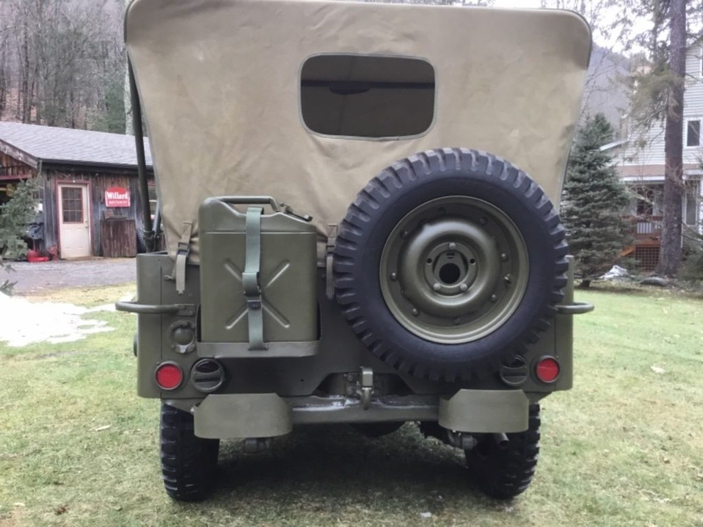 1944 Ford GPW Jeep