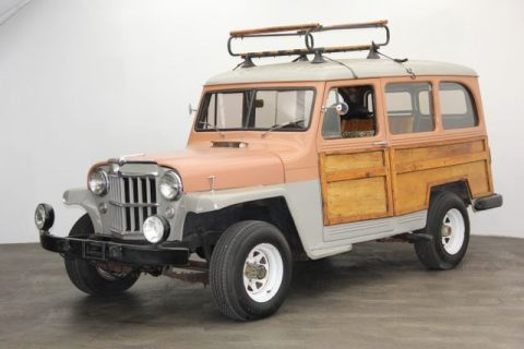 1954 Jeep Willys Overland Wagon for sale