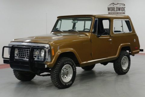 1972 Jeep Commando 304v8 AUTO 4X4 PS Convertible TOP for sale
