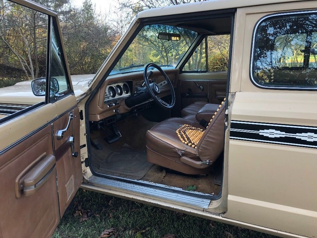 1977 Jeep Cherokee Chief S