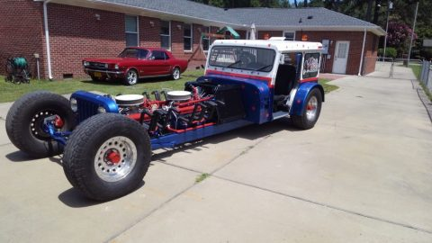 1983 Jeep DJ5 Hot Rod, rat rod, for sale
