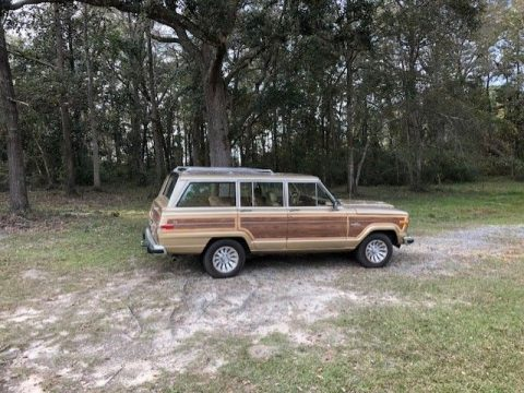 1984 Jeep Wagoneer WOODY for sale